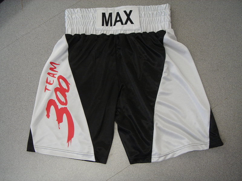 Max's Boxing Shorts