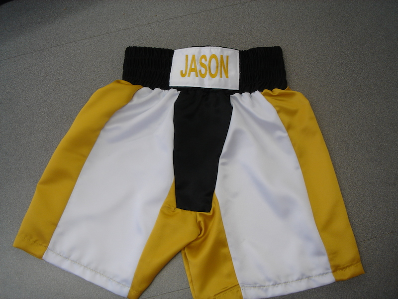 Jason's Boxing Shorts