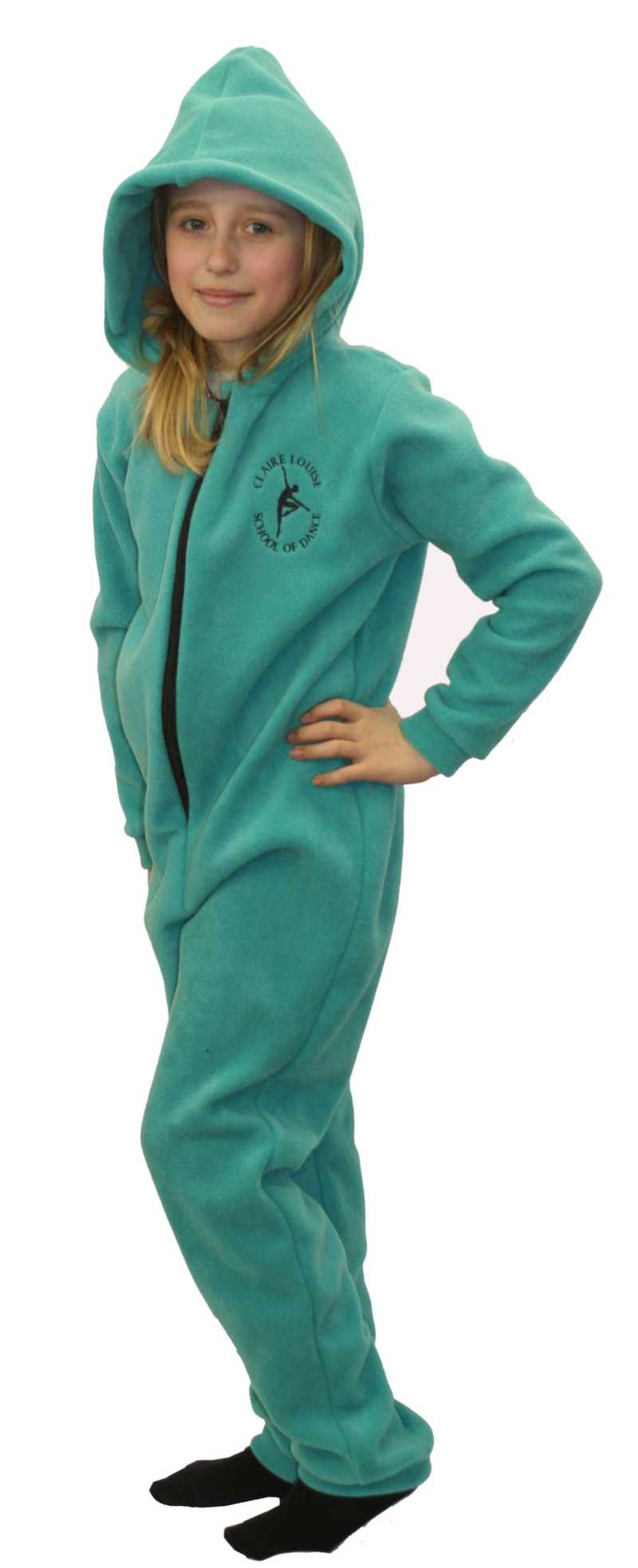 Onesies with club logos