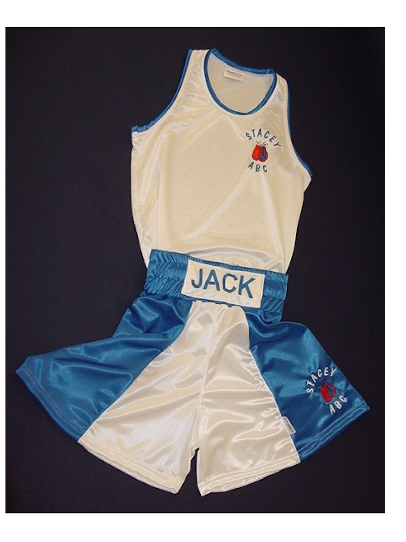 Stacey boxing kit
