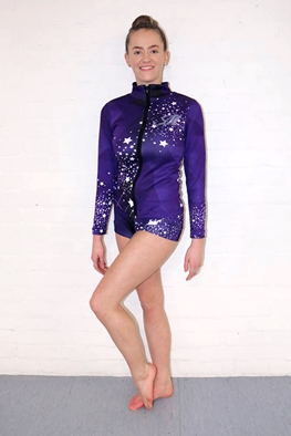 sublimation dance wear